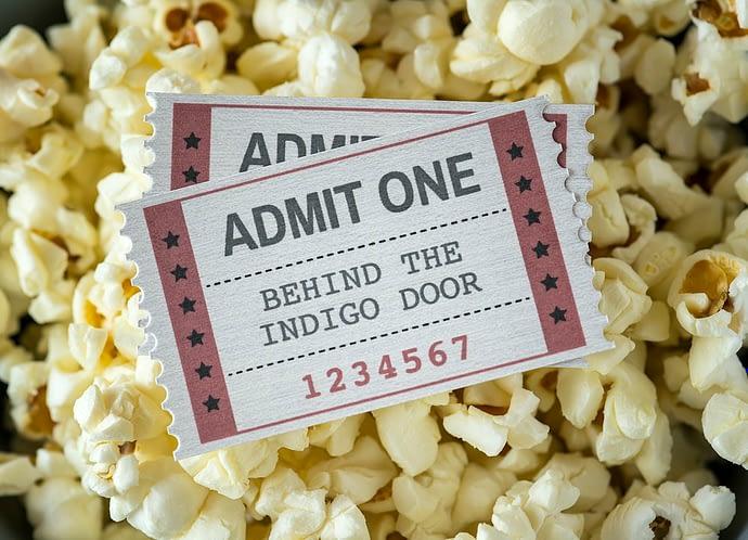 cinéma, ticket