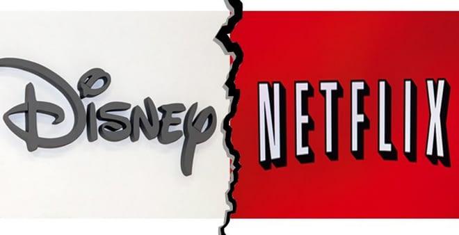 disney, Netflix